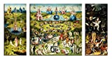 1art1 Hieronymus Bosch - Der Garten Der Lüste, 1500,