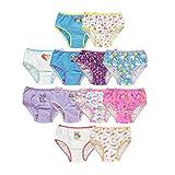 Nickelodeon Big Siwa Girls Panties Multipack, JoJo 12pk in Box, 8