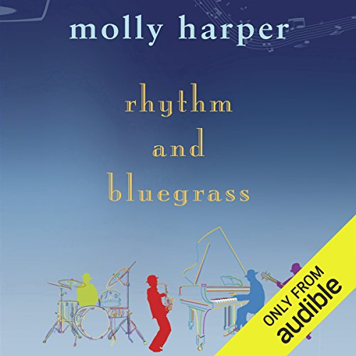 Rhythm and Bluegrass audiobook cover art