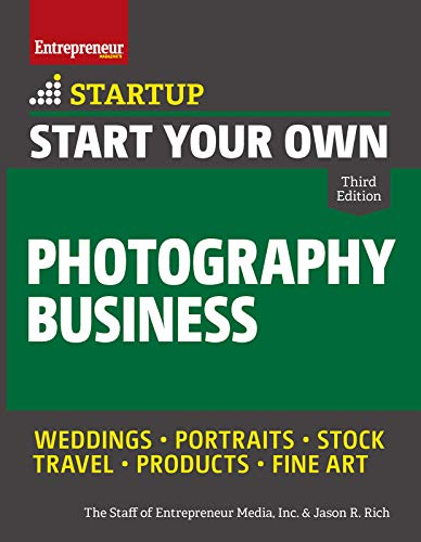 Start Your Own Photography Business (Startup)