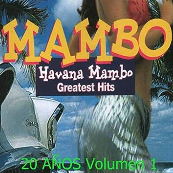 Greatest Hits: 20 Años, Vol. 1
