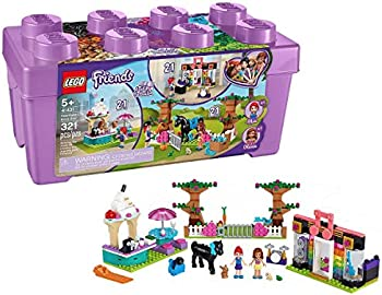 Lego Friends Heartlake City Brick Box Building Kit