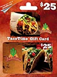 Taco Time Gift Card $25