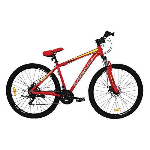 Kugel Bicicleta Montaña Rodada 29 21 Velocidades Monk Hekel (Naranja)