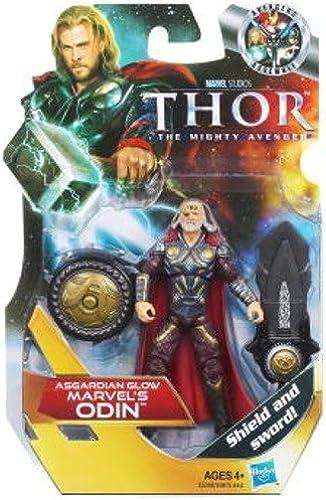 Asgardian Glow Marvel's Odin Figur MARVEL 33008 Hasbro voll beweglich