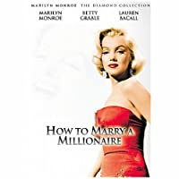 HOW TO MARRY A MILLIONAIRE (DVD/RE-PKGD/WS)