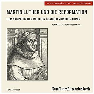 Martin Luther und die Reformation Titelbild