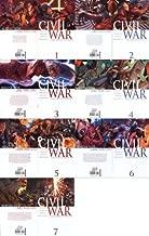 civil war full comic