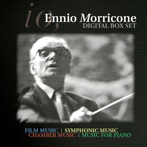 io, Ennio Morricone (4 CD Box)