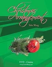 Christmas Piano Arrangements (2 DVDs, 1 Book)