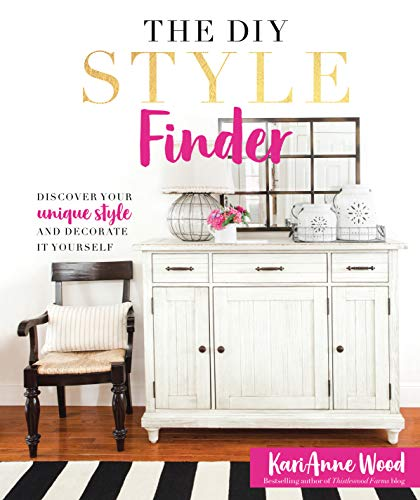 The DIY Style Finder: Discover Your Unique Style and Decorated It Yourself (English Edition)
