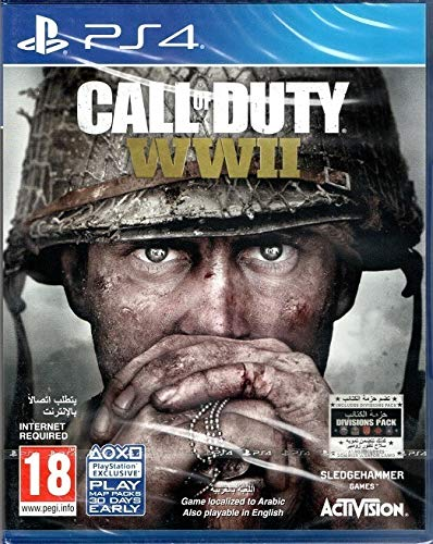 Call of Duty WWII PS4 - PlayStation 4