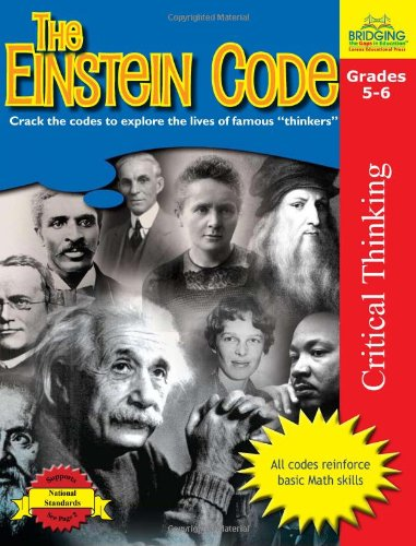 The Einstein Code: Crack the Codes to Explore the Lives of Famous