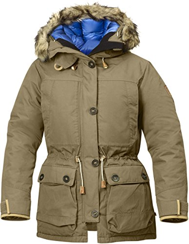 Fjällräven Damen Expedition No.1 W Parka, Sand, XS