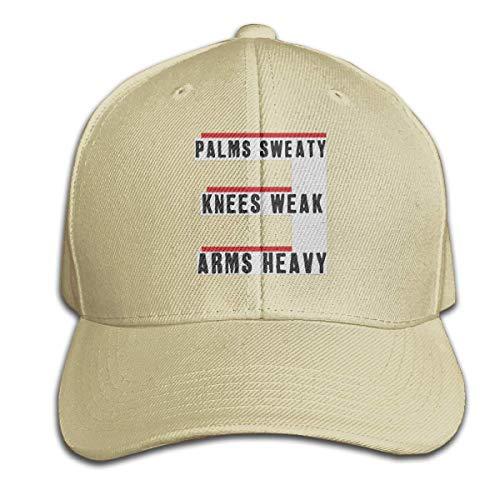 Eminem-Lose-Yourself-Lyrics Vintage Baseball Cap Denim Hat Adjustable Black
