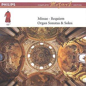 Mozart: Missae (Masses)   Requiem   Organ Sonatas & Solos (Complete Mozart Edition, Vol. 10)