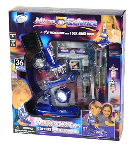 Castle Toy Microscope Set (36 Piece), 9'