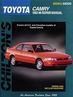 CH68200 Chilton Toyota Camry 1983-1996 Repair Manual