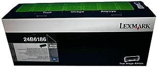Lexmark 24B6186 M3150 XM3150 XM3150H Toner Cartridge (Black) in Retail Packaging