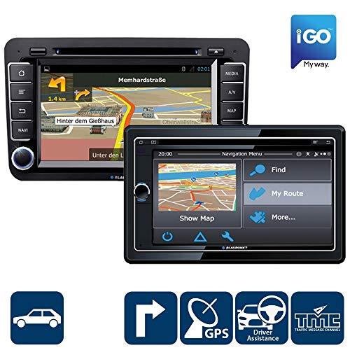 Blaupunkt Navigation Set (Software, GPS-, TMC-Antenne) für Bremen 975, Cape Town 945