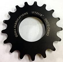 Soma Track Cog track cog black 1/2 x 1/8