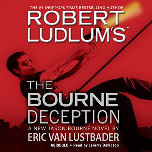 The Bourne Deception audiobook cover art