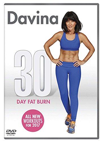 Davina - 30 Day Fat Burn (New for 2017) [DVD] [Reino Unido]