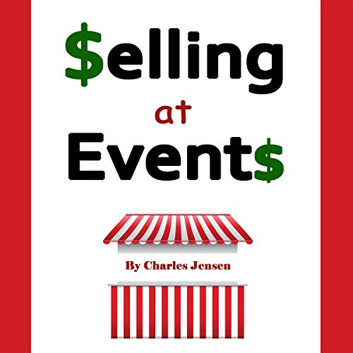 Selling at Events audiobook cover art