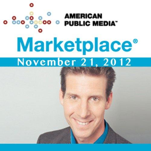 Marketplace, November 21, 2012 cover art
