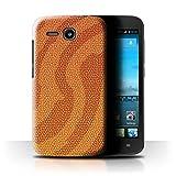 Stuff4 Hülle/Hülle für Huawei Ascend Y600 / Kornnatter Muster/Reptilienhaut-Effekt Kollektion
