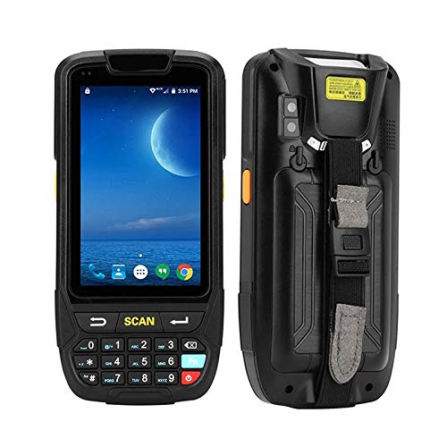 TQ Grand écran 1D Bluetooth Android Barcode Scanner PDA sans Fil Scanner Tablet,2dhoneywellnfc