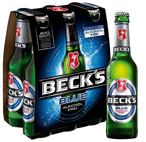 Beck's Blue Alkoholfrei Pils MEHRWEG (6 x 0.33 l)