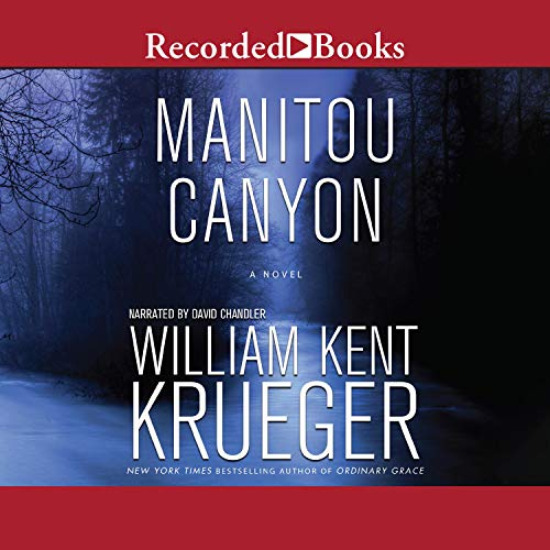 Manitou Canyon cover art