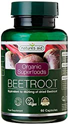 Beetroots is a rich source of potent antioxidants and nutrients Equivalent to 4620mg of dried root Superior sources of antioxidants and essential nutrients that help your body optimise how it functions Free from artificial colour and flavours