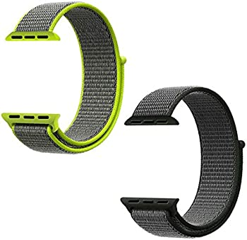 2-Pack 9Aboy Replacement Band for Apple Watch