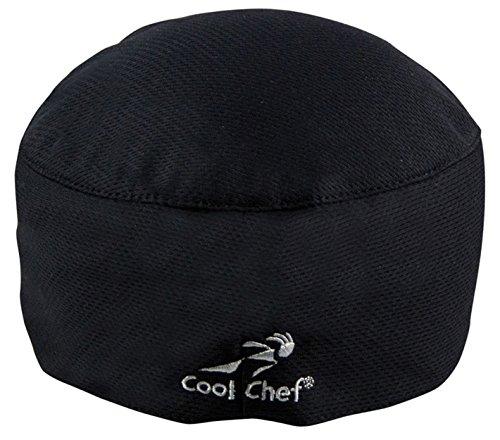 Headsweats Berretto da Cuoco Chef Hat Cool, Black, Taglia Unica, 8901 802