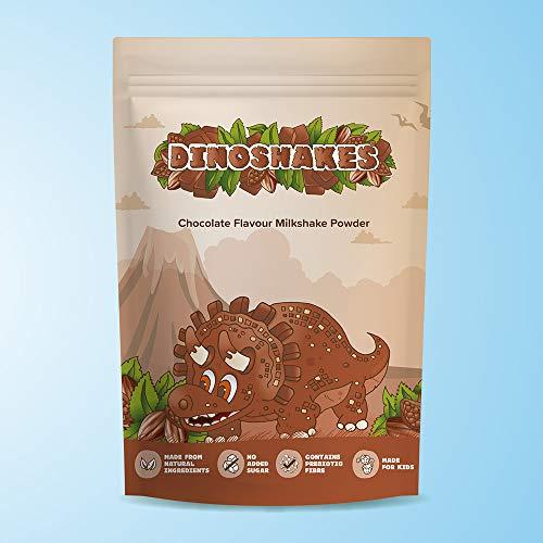 Italian Beverage Company Dinoshakes Chocolate Milkshake Powder - Pack of 2