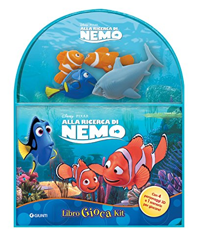Alla ricerca di Nemo. Libro gioca kit. Con gadget