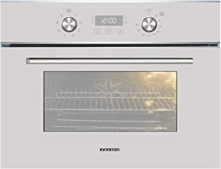 Horno ELECTRICO INFINITON 45CM (Medio, 40L, Eléctrico, Integrado, Display LED, 2750W) (Blanco)