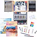85-Piece Color More Professional Art Set