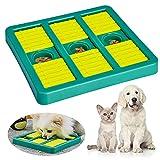 Speyang Juguetes Rompecabezas para Perros Dispensador de Premios para Perros, Alimentador Lento para Perros, Juguetes para Perros Interactivos