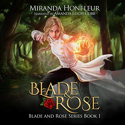 Blade & Rose cover art