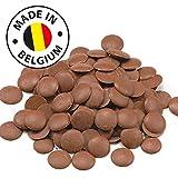 Echte Belgische Milchschokolade Kuvertüre Callets für Schokoladenbrunnen Fondue und alle