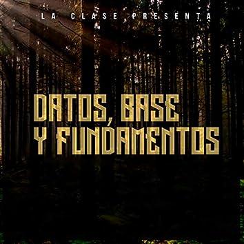 Datos, Base Y Fundamentos