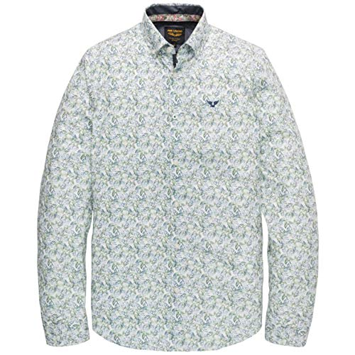 PME Legend Long Sleeve Shirt Poplin All-Over
