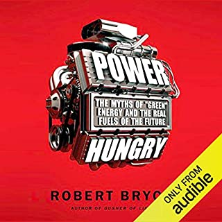 Power Hungry audiobook cover art