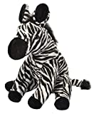 Wild Republic Zebra Plush, Stuffed Animal, Plush Toy, Gifts for Kids, Cuddlekins 12 Inches, Multicolor