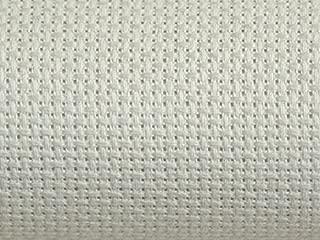Almost 2 YARDS Charles Craft Corner Block Aida Cross Stitch Fabric 14-Count