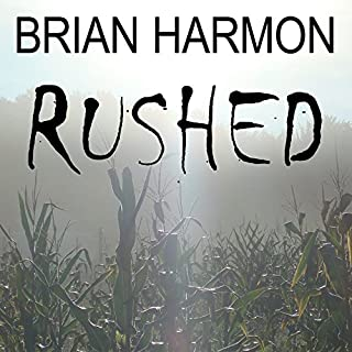 Rushed audiobook cover art