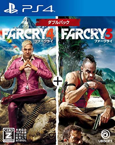 ファークライ3+4 ダブルパック-PS4 【CEROレーティング「Z」】